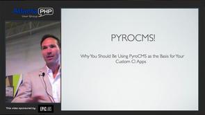 PyroCMS!