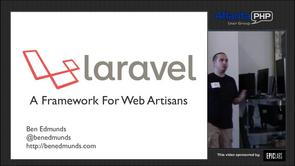 Intro to the Laravel PHP Framework