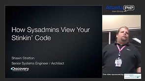 How Sysadmins View Your Stinkin' Code