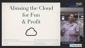 Abusing the Cloud for Fun & Profit