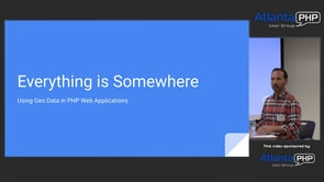 Everything Is Somewhere: Using Geo Data In PHP Web Applications