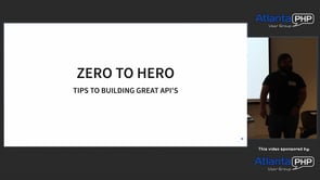 Tips To Building Great API's - Minitalk