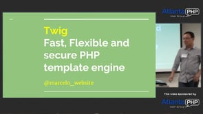 Twig, The PHP Templating Engine - Minitalk