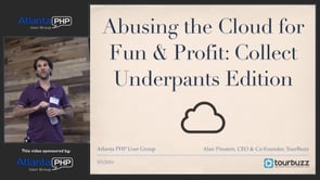 Abusing The Cloud For Fun And Profit