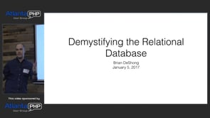 Demystifying The Relational Database