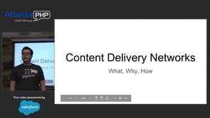 Content Delivery Networks - Minitalk