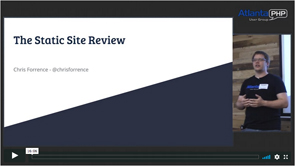 The Static Site Review - Minitalk
