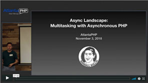 Async Landscape: Multitasking With Asynchronous PHP