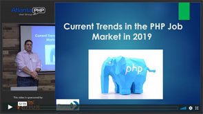 Current Trends In The PHP Job Market In 2019