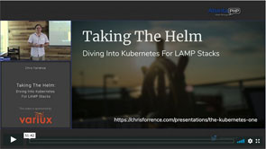 Taking The Helm: Diving Into Kubernetes For LAMP Stacks