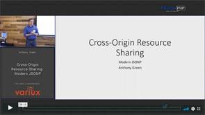 Cross-Origin Resource Sharing: Modern JSONP