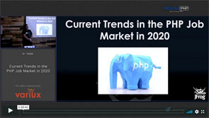 Current Trends In The PHP Job Market In 2020