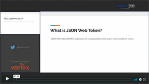 Securing Your API With JSON Web Tokens