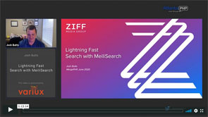 Lightning Fast Search With MeiliSearch