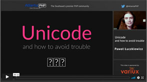 Unicode And How To Avoid Trouble